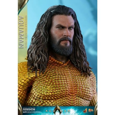 Hot Toys MMS518 DC Aquaman 1/6 Scale Figure